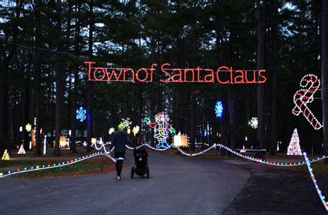 land of lights santa claus indiana run run rudolph 5k through the santa claus land of lights
