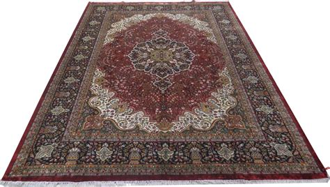 Area Rugs From India Srinagar Rugs Sale Knotted 8 X 11 Indian Kashmir Area Rugs