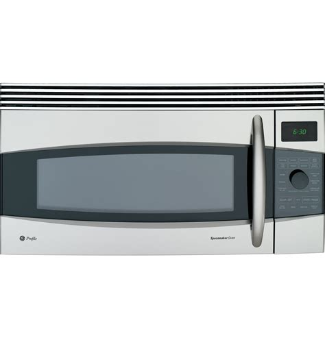 ge profile microwave ge profile 1 7 cu ft convection the range microwave oven jvm1790sk ge appliances