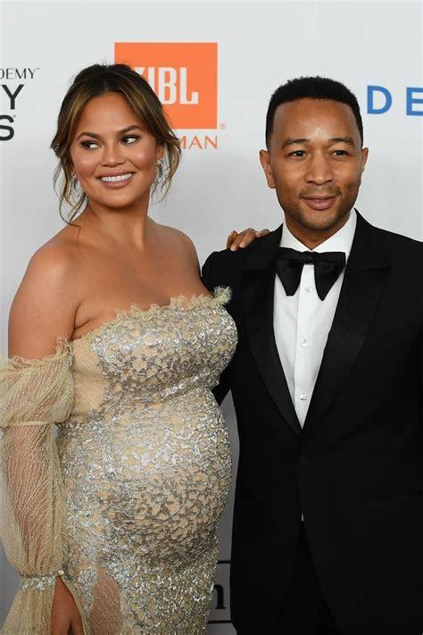 Jess To Be Johns Grammy Date by Chrissy Teigen Shares Sweet Moment Before