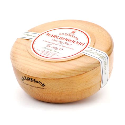 Pomade Malboro d r harris marlborough soap bowl la barberia