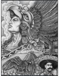 25 best ideas about aztec drawing on pinterest aztec