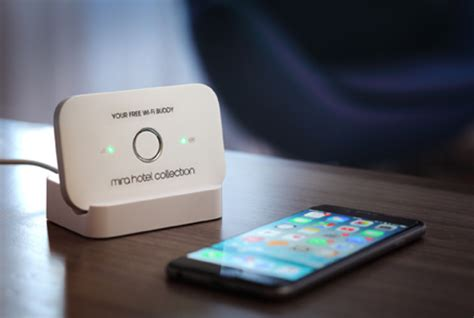 the hospitality hotspot hong kong hotel to provide guests with portable wi fi