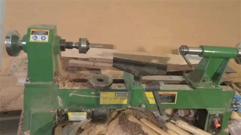 lade sale harbor freight 10x18 central machinery mini wood lathe
