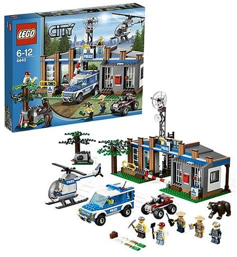 Lego City Helicopter And Robert lego city 4440 forest station lego lego city