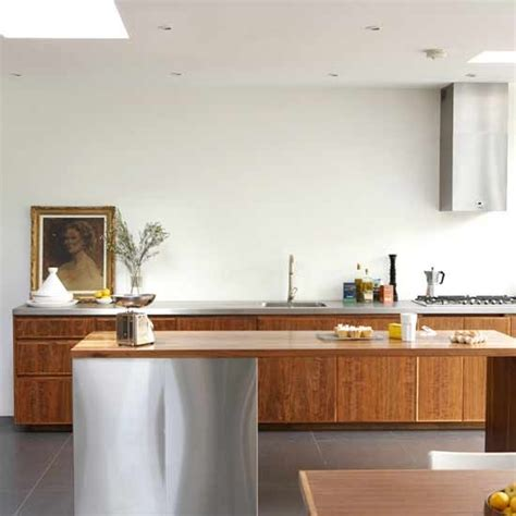 Movable Cabinets Kitchen Minimalist And Movable Kitchen Kitchens Image Housetohome Co Uk