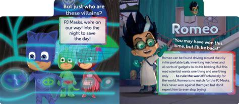 meet gekko pj masks books meet the heroes and the villains book by