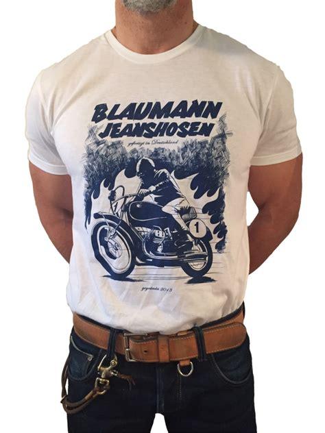 Motorrad Shop Online by Blaumann Motorrad T Shirt F 252 R M 228 Nner Online Kaufen