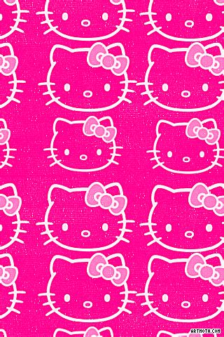 Bantal Hello Kity Pinkkk black and pink iphone wallpaper images pink wallpaper pink iphone hello