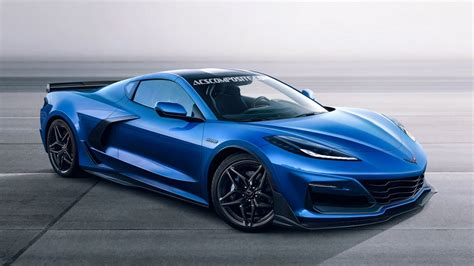 Chevrolet Corvette C8 2020 by 2020 Chevrolet Corvette C8 Reportedly To Debut In
