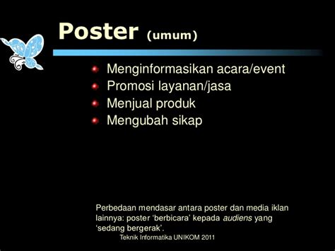 tips membuat poster yang baik membuat poster yang baik