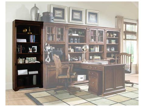 furniture brookhaven peninsula home office set