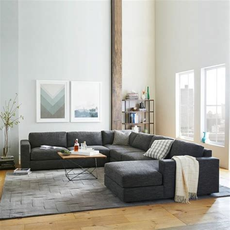 modern deco sofa d 233 co moderne pour le salon 85 id 233 es avec canap 233 gris