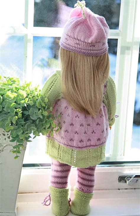 fashion doll knitting patterns crochet dumpling bed doll clothes patterns crochet patterns