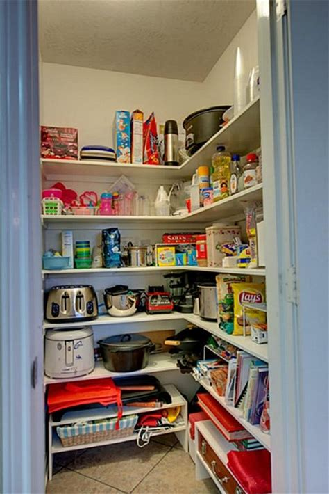 Walk In Pantry Organization by Walk In Pantry Kitchen