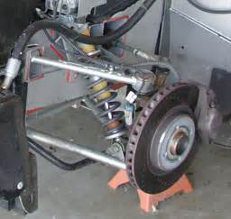 Struts Out On Car Lotus Elise Maintenance Suspension Alignment