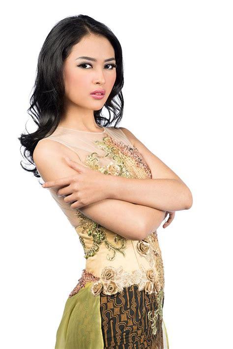 Chintya 3 Blouse Bordir chintya fabyola indonesia miss international 2015 photos angelopedia