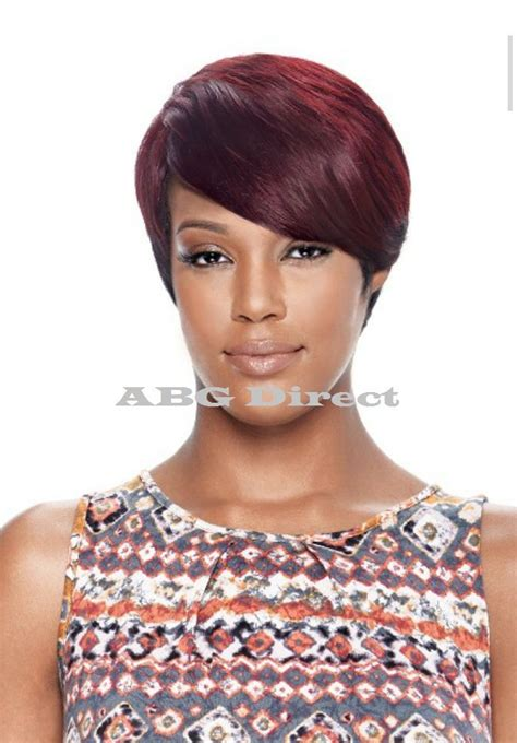 remy bump hairstyles girl short full wig 100 natural remy remi human hair bump