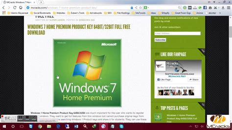 windows 7 home premium product key 64bit 32bit 100