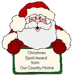 christmas awards