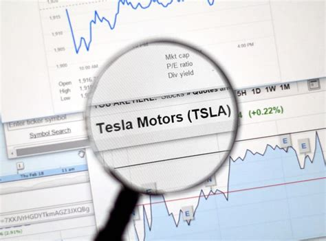 Tesla Stock Analyst 5 Reasons To Be Excited About Tesla Inc Tsla Shares