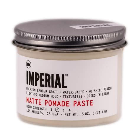 Pomade Imperial imperial matte pomade paste imperial