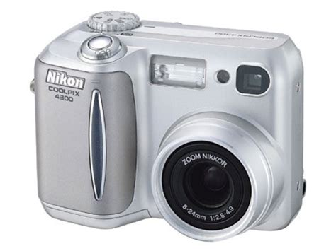 nikon coolpix 4300 reviews digital compact cameras review centre