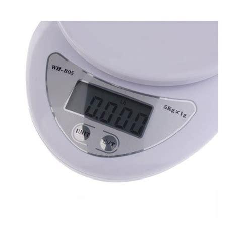 balance de cuisine pr馗ision 0 1g balance de cuisine 5000g 1g 5kg electronique p 232 se
