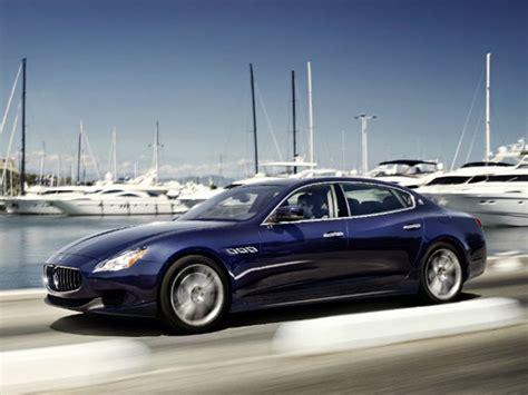 Rent Maserati by Maserati Quattroporte Rental 4 Door Sports Car Hire