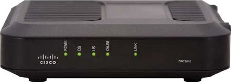 Cisco Modem Lights by Cisco Dpc3010