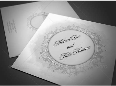 15 Sle Wedding Card Envelopes Sle Templates Wedding Invitation Envelope Template