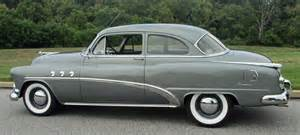 1952 Buick Special 1952 Buick Special Connors Motorcar Company