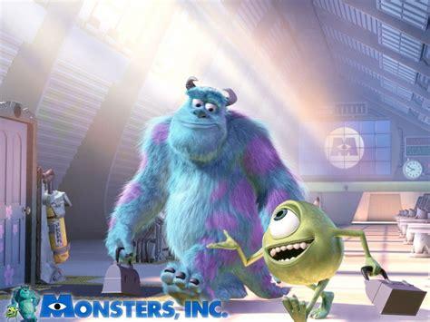 monsters pixar wallpaper 67284 fanpop