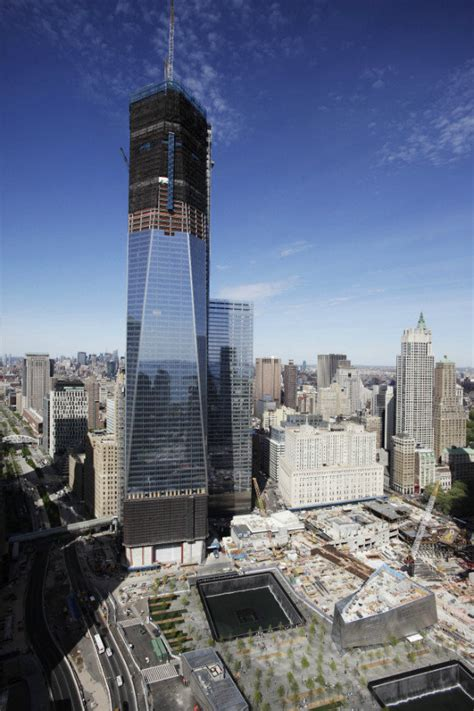 Observation Deck Freedom Tower by Carpe Diem A Travel Tips For New York City