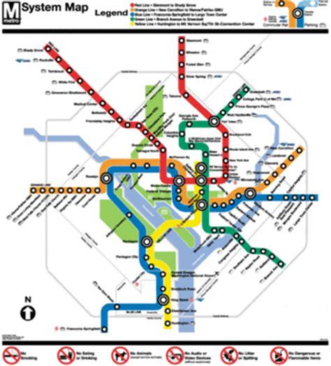washington dc map my run washington what makes a great subway map human transit