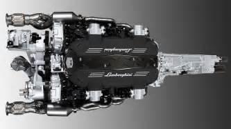 Lamborghini Motors Lamborghini Aventador Lp 700 4 Powertrain