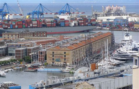 genoa terminal wps of genoa commerce