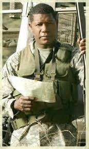 dennis haysbert call of duty voice from the pillow i think i just came