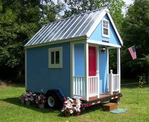 tiny homes cost a tiny house on a trailer that costs less
