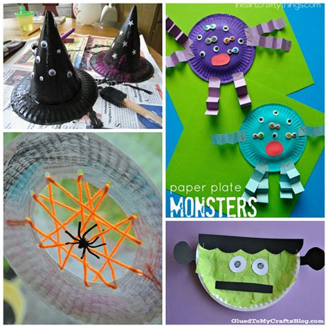 Paper Plate Toddler Crafts - paper plate crafts for crafty morning