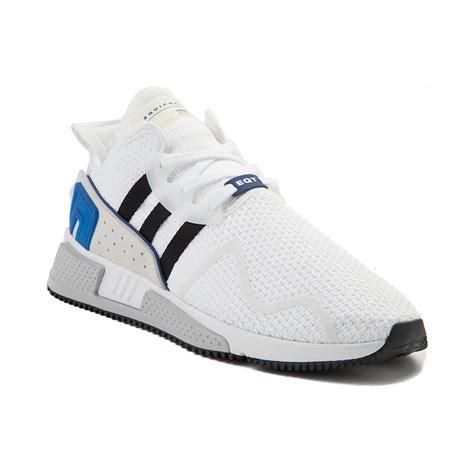 adidas eqt running shoes mens adidas eqt cushion adv athletic shoe white 436551