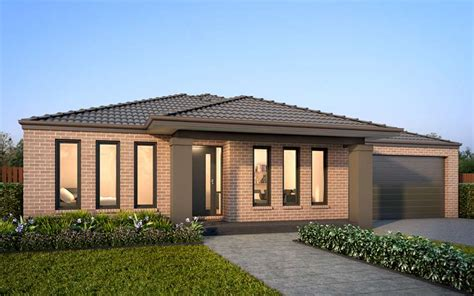 One Story House Designs home designs range of new modern home designs
