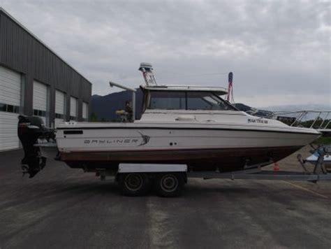 bayliner boats for sale 24 ft 1990 24 foot bayliner trophy power boat for sale in juneau ak