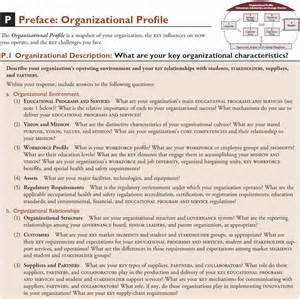 organization profile template organizational profile images frompo