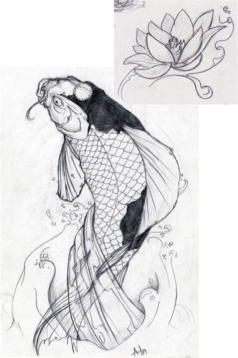 butterfly koi tattoo butterfly koi fish koi fish tattoo designs sketch