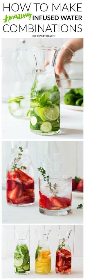 How Much Water To Drink During Detox by Best 25 Infused Water Recipes Ideas On
