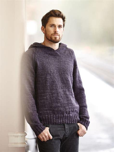 mens knitting pattern hooded jumper mens aran hooded jumper knitting pattern gray cardigan