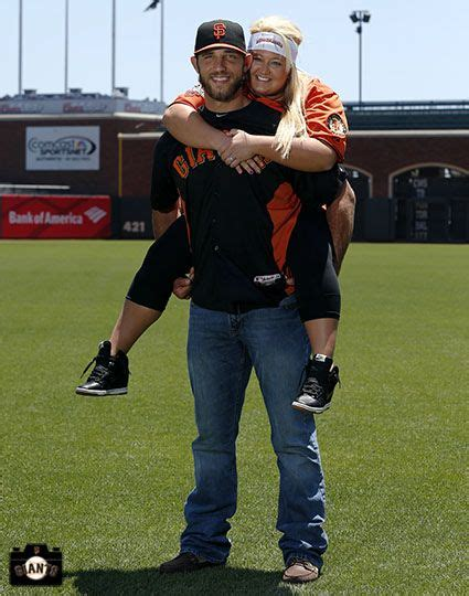 yes madison bumgarner once gave his wife a cow for her