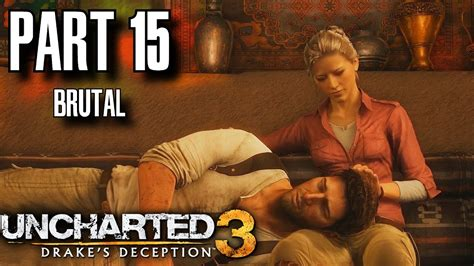 Uncharted 3 Sink Or Swim by Uncharted 3 S Deception Walkthrough Part 15 Sink