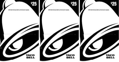 Taco Bell Gift Card Balance - yes this instant win is back